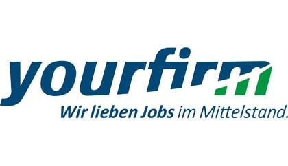 Yourfirm Logo Stellenhelden